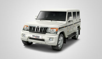 Mahindra Bolero Power+ full