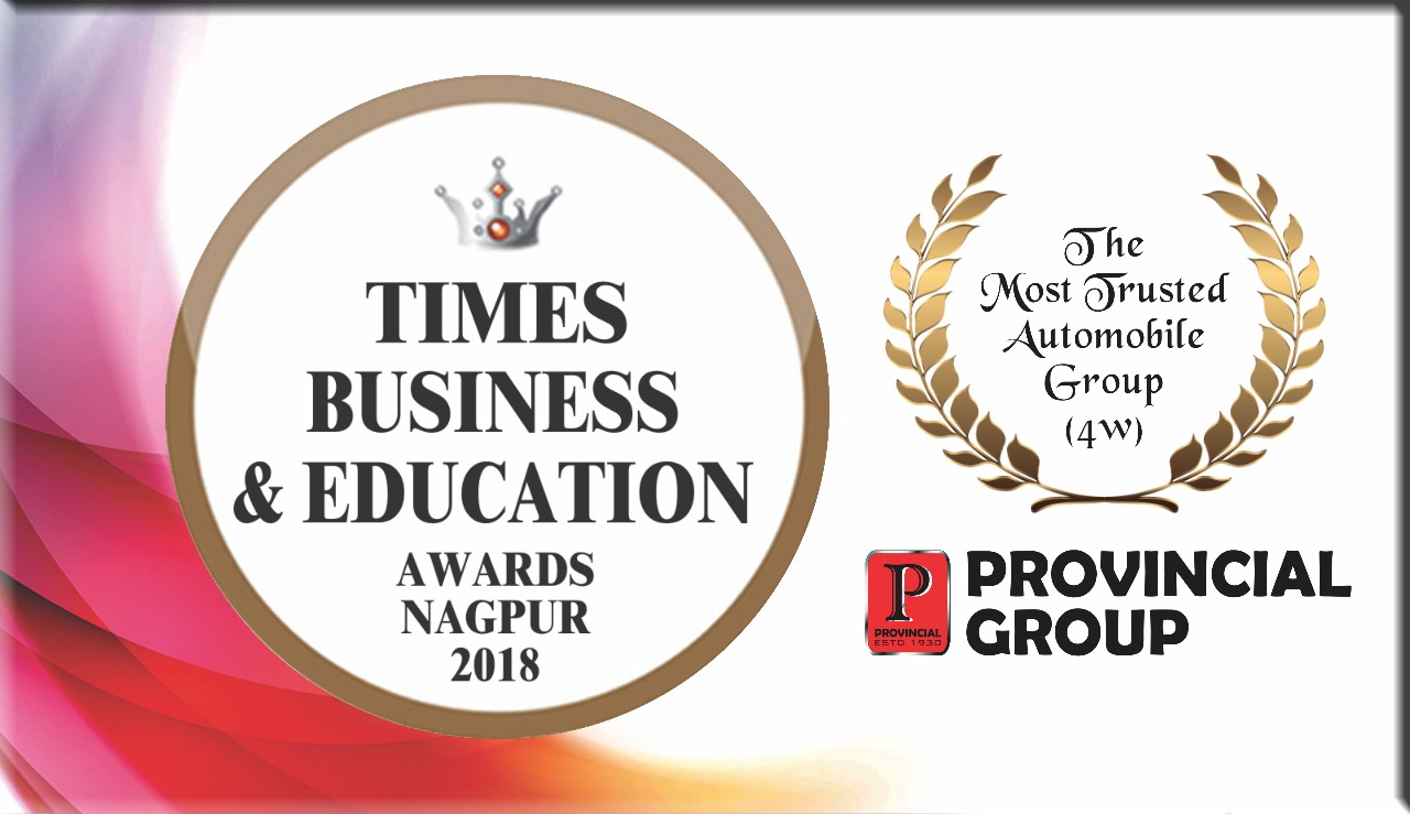 Times Business & Education Awards Nagpur 2018