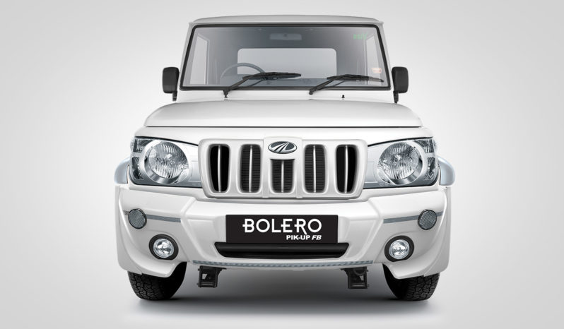Mahindra Bolero Pik-Up FB full
